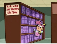 All, Men, and Idiots: ALL MEN  ARE IDIOTS  SECTION