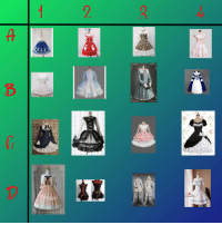 Bored, Meme, and Target: all-my-novels:  made a shitty outfit meme bc boredsend me a dangan or two?