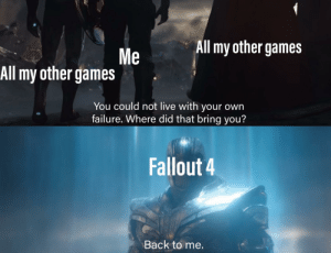 Find Your Father Fallout 4 Find Your Son Fallaut 76 Find