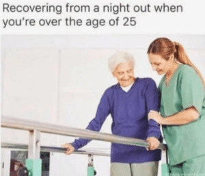 All of a sudden your back hurts and sleep seems a lot more fun than it used to. #aging #funny #memes #lol: All of a sudden your back hurts and sleep seems a lot more fun than it used to. #aging #funny #memes #lol