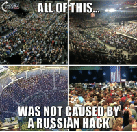 America Is Freedom! #BigGovSucks: ALL OF THIS  WAS NOT CAUSED BY  A RUSSIAN HACK America Is Freedom! #BigGovSucks