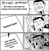 """Food, Memes, and Aesthetic: 