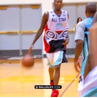 Jamal Crawford handles are poetry in motion 🔥👀👀 https://t.co/Qpv4KcOodI: ALL STAR  BALLISLIFE.COM Jamal Crawford handles are poetry in motion 🔥👀👀 https://t.co/Qpv4KcOodI