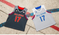All Star, Sports, and New Orleans: ALL STAR  STAR  ALL NBA unveils 2017 All-Star Game jerseys for New Orleans. Thoughts?