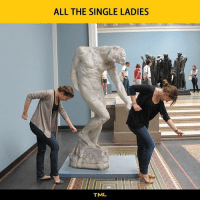 Now put your hands up! tmlplanet ragazzi ragazze amici: ALL THE SINGLE LADIES  TML Now put your hands up! tmlplanet ragazzi ragazze amici