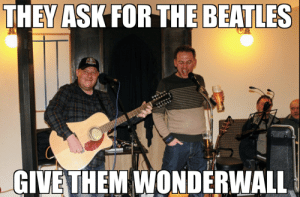 All these anti wonderwall memes, here's a nice one hahah: All these anti wonderwall memes, here's a nice one hahah