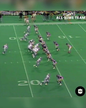 Nothing like watching @BarrySanders' highlight reel 📹#NFL100 https://t.co/pxx5ICHTRM: ALL-TIME TEAM  20 Nothing like watching @BarrySanders' highlight reel 📹#NFL100 https://t.co/pxx5ICHTRM