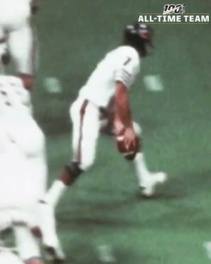 His running style. His personality.  Everything about Walter Payton could be described in one word: Sweetness. #NFL100 https://t.co/qewJFQT9Ze: ALL-TIME TEAM His running style. His personality.  Everything about Walter Payton could be described in one word: Sweetness. #NFL100 https://t.co/qewJFQT9Ze
