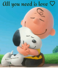 Memes, Snoopy, and 🤖: all you need is love  Snoopy and the Peanuts gang