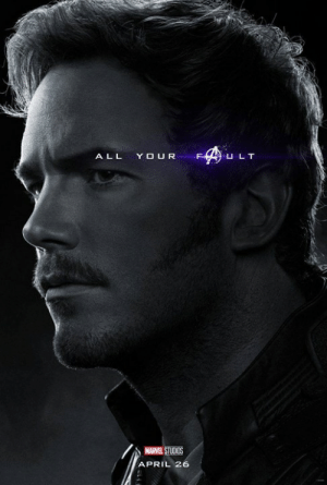 it's part of the plan bruh.: ALL YOUR  U LT  MARVEL STUDIOS  APRIL 26 it's part of the plan bruh.