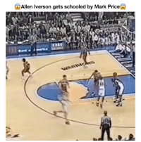 S-O to Mark Price w- the moves. @ballpedia Tags: AI Warriors NBA: Allen Iverson gets schooled by Mark Price S-O to Mark Price w- the moves. @ballpedia Tags: AI Warriors NBA