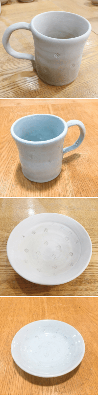 Run, Tumblr, and Blog: allforbts:  The pottery workshop featured on Episode 46 of Run BTS posted photos of the cup and plate set that Hoseok made for Seokjin in the episode.