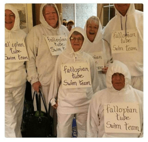 Cum, Halloween, and Lean: alloban  falopian  ube  al opian  tube  uin Team  Suim T  m leam  man  allopian  tu  Swim lean  fallopian  tu  uim team seniors dressed as cum for halloween 🎃