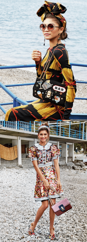 allthesweetness:  Zendaya Coleman photographed by James Pagetti for Dolce  Gabbana : allthesweetness:  Zendaya Coleman photographed by James Pagetti for Dolce  Gabbana