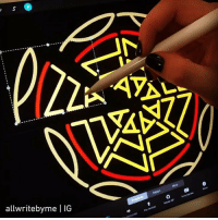 A pizza, figuratively and literally. By @allwritebyme - radialsymmetry 9gag: allwritebyme | IG A pizza, figuratively and literally. By @allwritebyme - radialsymmetry 9gag