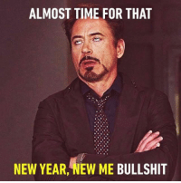 New year, same me. Follow @9gag 9gag 2018 newyear: ALMOST TIME FOR THAT  NEW YEAR, NEW ME BULLSHIT New year, same me. Follow @9gag 9gag 2018 newyear