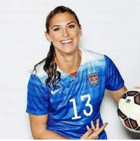 "Alex Morgan: ""Give a man a woman who loves football, and he will be happy for a lifetime."" -- 🏇 - @ODDSbibleRacing 💰 - Twitter-theODDSbible 💸 - Facebook-ODDSbible 😂 - @LADbible ⚽ - @SPORTbible 🍔 - @FOODbible 🕹 - @GAMINGbible 📖 - @FACTSbible: alo Alex Morgan: ""Give a man a woman who loves football, and he will be happy for a lifetime."" -- 🏇 - @ODDSbibleRacing 💰 - Twitter-theODDSbible 💸 - Facebook-ODDSbible 😂 - @LADbible ⚽ - @SPORTbible 🍔 - @FOODbible 🕹 - @GAMINGbible 📖 - @FACTSbible"