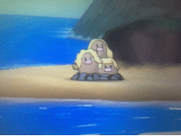 Memes, Wigs, and Gengar: Alolan Dugtrio has been spot! It just looks as if they have wigs, I need this in my team! It looks so fabulous!  ~ Gengar