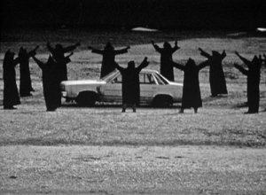 "alphaflyer:  threesquaresdown:  annemarieandlovingit:  hellotailor:  bundyspooks:  1970s: Satanic cult attempt to ""possess"" a car.  isn't it sort of easy to possess a car. like, you just inhabit it physically and then make it do whatever you want.   A fair point  tfw you lose the cult's car keys  Narrator:  The summoning of the Great Chevoleth was thwarted by a shitty connection. : alphaflyer:  threesquaresdown:  annemarieandlovingit:  hellotailor:  bundyspooks:  1970s: Satanic cult attempt to ""possess"" a car.  isn't it sort of easy to possess a car. like, you just inhabit it physically and then make it do whatever you want.   A fair point  tfw you lose the cult's car keys  Narrator:  The summoning of the Great Chevoleth was thwarted by a shitty connection."