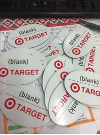 """Target, Tumblr, and Blog: Alt  Ctri  Sat Sam  FriNen  Wed/Mer  Mor  Miriam  (blank)  OTARGET  (blank)  