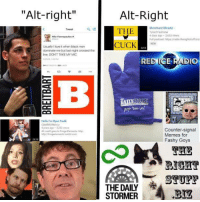 """Alt-right""  Milo  Usually Ilove it when black men  dominate me but last night crossed the  line. DON'T TAKE MY MIC  Hello Im Ryan Faulk  4 years ago -3222 views  Allcredit goes Fringe Elements tttp  Alt-Right  Merchant Minute  Tyant Faobister  4 days ago 2633 views  Full podcast https Mradio thenghtstuff bal  CUCK  612  RED ICE RADIO  Counter-signal  Memes for  Fashy Goys  STUPR  THE DAILY  STORMER Go like Edgy Memes and Fashy Dreams 2: The Führer's Body Double and go join the group (Link: https://www.facebook.com/groups/395876250800737/)"