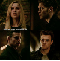 The Vampire Diaries: Always And Forever. We had a good run. The Vampire Diaries
