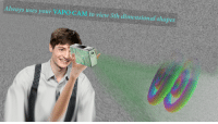 Reddit, Com, and Cam: Always uses your VAPO CAM to view 5th dimensional shapes [Src]