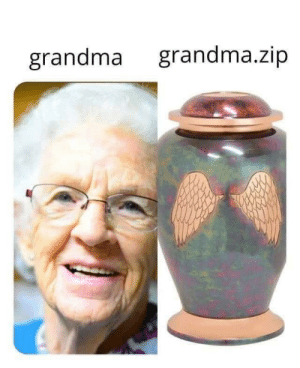"Am I a bad person because I think this is funny -or- because I think ""grandma.jar"" would be funnier?: Am I a bad person because I think this is funny -or- because I think ""grandma.jar"" would be funnier?"
