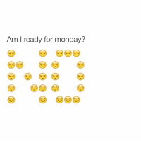 Am ready for monday? school sucks I wanna drop out