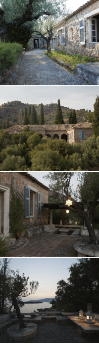amadryades:  The house of Patrick Leigh and Joan Fermor in Kardamyli, Mani, Greece II source: x : amadryades:  The house of Patrick Leigh and Joan Fermor in Kardamyli, Mani, Greece II source: x