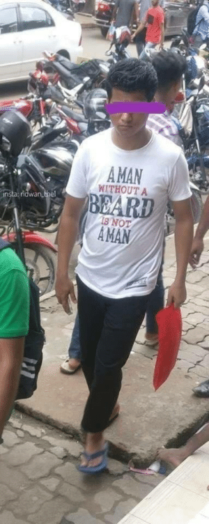 Beard, Dank, and Memes: AMAN  WITHOUT A  BEARD  s NoT  AMAN me irl by Wheeler_the_llama FOLLOW HERE 4 MORE MEMES.