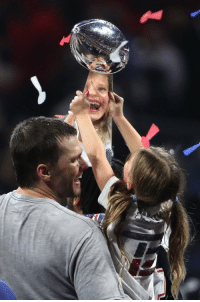 Amazing photo of Tom Brady and his daughter with the Lombardi Trophy https://t.co/ycP2fkks9v: Amazing photo of Tom Brady and his daughter with the Lombardi Trophy https://t.co/ycP2fkks9v
