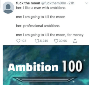 Ambition 100 by inferno2808 MORE MEMES: Ambition 100 by inferno2808 MORE MEMES