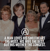Your mother will always be there for you! - DOUBLE TAP FOR YOUR MOM! - |📷@Millionairekey|: AMBITION  A MAN LOVES HIS SWEETHEART  THE MOST, HIS WIFE THE BEST  BUT HIS MOTHER THE LONGEST  INSTAGRAMIAMBITIONCIRCLE Your mother will always be there for you! - DOUBLE TAP FOR YOUR MOM! - |📷@Millionairekey|