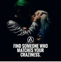 Memes, 🤖, and Your Love: AMBITION  CIRCLE  FIND SOMEONE WHO  MATCHES YOUR  CRAZINESS Tag your love ❤️ - DOUBLE TAP IF YOU AGREE!