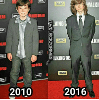 2010 vs 2016? 🙌 Follow (@waalkingdeadamc) for more! TheWalkingDead: aMC  aMc  WALKI  EADaM LING DEAD  MING  IMC  EAD  AD  aMc  LKIN  MC  MC  LKING DE  an  ING DEAD  DEAD  LKIN  aMC  2010  2016 2010 vs 2016? 🙌 Follow (@waalkingdeadamc) for more! TheWalkingDead