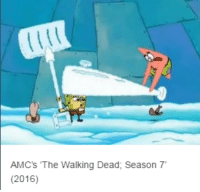 """Memes, The Walking Dead, and Bobby Hill: AMC's """"The Walking Dead, Season 7  (2016) Bobby Hill"""