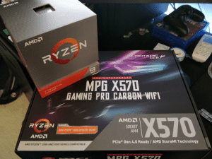 Destiny, Lightning, and Technology: AMD  RYZ  WIS  AMD  RYZEN  LIGHTNING  GEN7  AMD M OTHER BOAR D  MPG X570  GAMING PRO CARBON WIFI  3RD GEN PROCESSOR  PCle 4.0 READY  RYZEN  AMD  X570  AMD  AMD RYZENTH 3000 DESKTOP READY  SOCKET  AM4  AMD  AMD RYZENT 2000 AND 3000 SERIES COMPATIBLE  PCle Gen 4.0 Ready/ AMD StoreMI Technology  AMD  MPG  X5707 Please AMD/MSI, just get the damn Destiny 2 fix released already! My 2000 series is starting to get suspicious...
