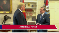 America, United, and World: AMERICA FIRST For years we were more worried about the world than we were about the United States. That's not happening with me – I put AMERICA FIRST!