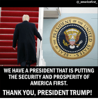 Repost @_americafirst_ Like my post? Check out my friends: @american.veterans @_americafirst_ @the.red.pill @break.the.fake americanmade🇺🇸 patriot patriots americanpatriots politics conservative libertarian patriotic republican usa america americaproud wethepeople republican freedom secondamendment MAGA PresidentTrump alllivesmatter america: @_americafirst  WE HAVE A PRESIDENT THAT IS PUTTING  THE SECURITY AND PROSPERITY OF  AMERICA FIRST  THANK YOU, PRESIDENT TRUMP! Repost @_americafirst_ Like my post? Check out my friends: @american.veterans @_americafirst_ @the.red.pill @break.the.fake americanmade🇺🇸 patriot patriots americanpatriots politics conservative libertarian patriotic republican usa america americaproud wethepeople republican freedom secondamendment MAGA PresidentTrump alllivesmatter america