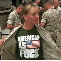 I'd wife it up: AMERICAN  FUCK I'd wife it up