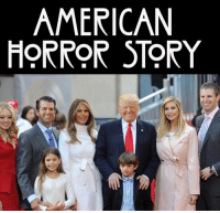 American, Horror, and Nightmare: AMERICAN  HORROR STOPY this is my nightmare
