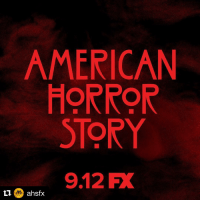 American Horror Story, Memes, and American: AMERICAN  HORROR  STORY  9.12 FX  AED  CULT Not long now. AHSFX Repost @ahsfx