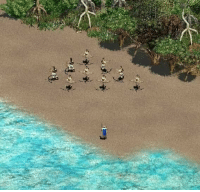 American, Indian, and Missionary: American missionary attempts to convert isolated Indian tribe. (2018 Colourised)