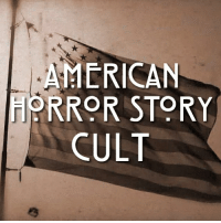 American Horror Story, Memes, and American: AMERICAN  PRROR STORY  CULT American Horror Story season 7 theme is CULT !