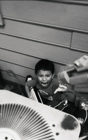 American soldier moments before his death after running out of ammo during the Vietnam War (circa 1968): American soldier moments before his death after running out of ammo during the Vietnam War (circa 1968)