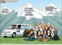 Hillary Clinton, Memes, and True: Americans for Limited  DD  Government  HILLARY  SCANDAL  media@limitoov org  HILLARY  CLINTON  EMAIL  SCANDAL  WASHINGTON  POST  EPORTER  CLINTON  FOUNDATION  TRUMP SO TRUE. Sent by Matt, a supporter.