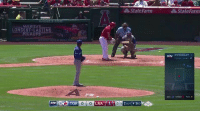 John Gibbons ejected after umpire awards Calhoun first base after a Stroman quick pitch. 😂: AMERICAS  LONGEST-LABTING  PICKUPS  State Farm  State Farm  PITCH CAST  PITCH COUNT 31 John Gibbons ejected after umpire awards Calhoun first base after a Stroman quick pitch. 😂