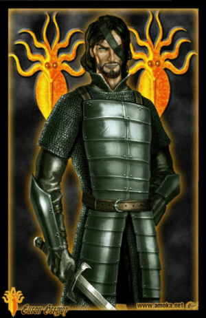 Book, Cool, and Applause: amok A round of applause to book Euron Greyjoy. A character so cool and smart he stayed out of the show entirely by replacing himself with a completely different character with the same name.