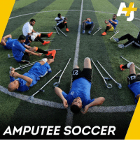 Memes, Soccer, and Hope: AMPUTEE SOCCER A new soccer team for amputees gives refugees in Gaza new hope.